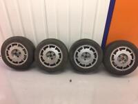 Pirelli p slot alloys mk1/mk2 golf
