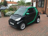 Smart diesel auto no tax 80+mpg