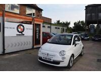 Fiat 500 1.2 ( 69bhp ) Dualogic LOUNGE