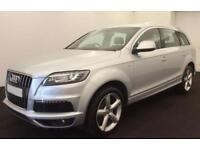 Audi Q7 S Line FROM £103 PER WEEK!