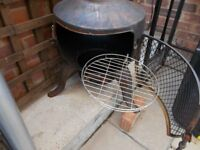 FOR SALE CHIMNEA BBQ