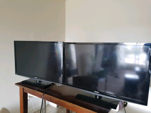 Two 32 invh Toshiba Tvs (200 for both or 120 each)