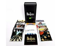 The Beatles (The Original Studio Recordings) Box set, Original recording remastered