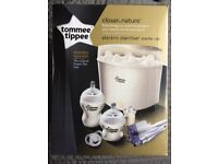 Electric Sterilizer Tommee Tippee Closer To Nature