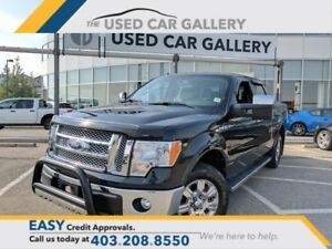 2012 Ford F150 Lariat Supercrew 4WD