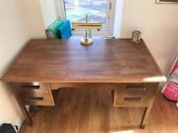 Abbess desk - sold