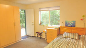 Walk to VIU, private kitchen, Available Sep.1st