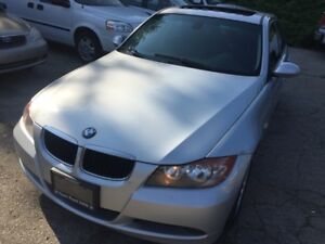 2006 BMW 3 Series 323i safety And E-Test is included the price