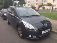 Peugeot 5008 Allure 1.6 HDi - great family car - only selling as moving abroad