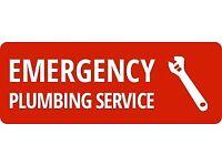 Emergency plumber 24/7