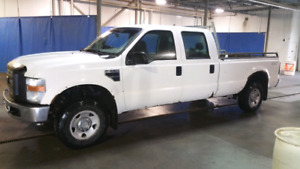 2009 Ford F350 4x4