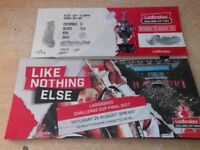 2 x Ladbrokes Challenge Cup Final Tickets, Wembley Sat 26th 3pm