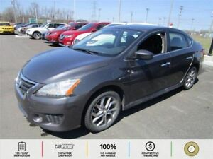 2014 Nissan Sentra 1.8 SR HEATED MIRRORS! AUX! CRUISE CONTROL...