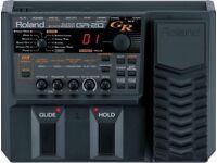 Roland GR20 guitar synth c/w Roland GK3 pickup.