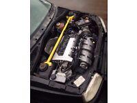 MK1 Clio 1.8 valver with 2.0 Williams engine