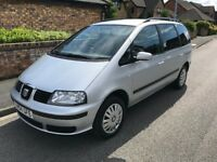 2004 SEAT Alhambra 1.9 PD130 Diesel