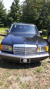 1984 Mercedes-Benz 500sel For Sale