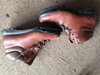 Men's size 8 Berghaus walking boots