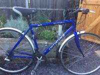 Specialized Sirrus sport bicycle