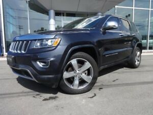 Jeep Grand Cherokee CUIR , TOIT OUVRANT ,GPS Limited 2014