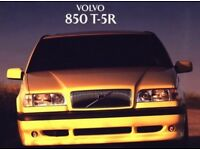 WANTED. Volvo 850r, t5r, v70r, front bumper