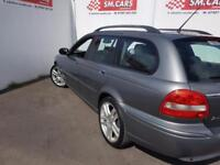 2005 05 JAGUAR X-TYPE 2.0D SPORT ESTATE,FANTASTIC COLOUR.GREAT MPG,FULL MOT.
