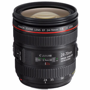 Canon 24-70mm F/4 IS L