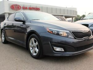 2015 Kia Optima SUNROOF, HEATED SEATS, POWER SEATS, AUX/USB