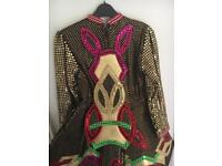 Stunning sparkly Irish dancing dress for sale