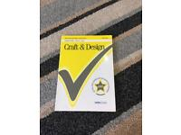 Craft & Design practise notes and exam paper