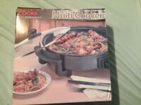 Cooks Professional Electric Multi Cooker