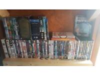 mix box sets & blue ray & dvds