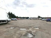 Parking Space, Open Storage, Yard, Land, Commercial Units available in Heart of Braintree - Essex