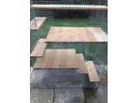 Large 3 level Degu/ Chinchilla/ Ferret cage