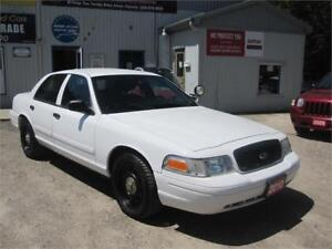 2010 Ford Police Interceptor NO RUST ONE OWNER MUST SEE