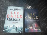 Lee Child - personal and the hard way