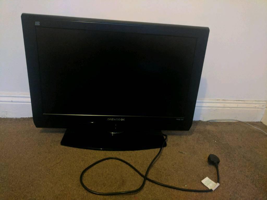 32 inch Daewoo Flat screen TV   in dford, West Yorkshire   Gumtree