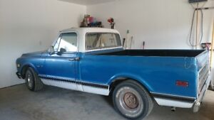 1970 Chev short box (modified)  Priced to Sell!!