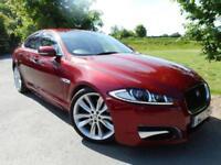 2013 Jaguar XF 3.0d V6 S Portfolio 4dr Auto [Start Stop] Huge Spec! Rear Came...