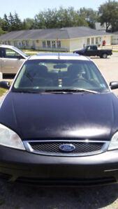 2007 Ford Focus Hatchback