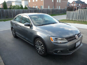2013 Volkswagen Jetta 2.5L Highline Sedan
