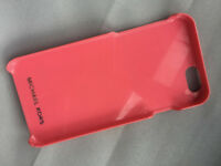 Designer Michael Kors iPhone 6 case (pink)