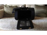 Pet Carrier,Black( as new )