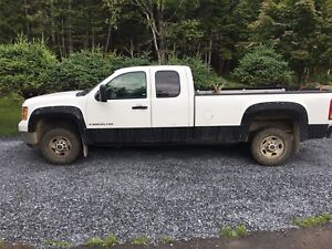 6.0L 2008 GMC Sierra 2500 hd