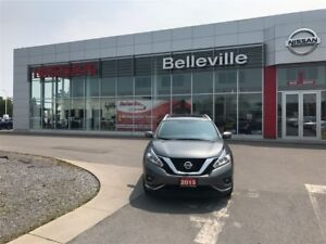 2015 Nissan Murano SL AWD LOCAL TRADE