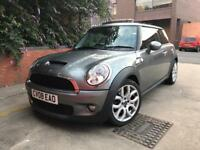 2008 MINI COOPER S 1.6 * PAN ROOF* SERVICE HISTORY* LOW MILES