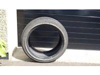 One Yokohama tyre for sale 215/45 R17 87W
