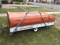 Conway campa trailer tent