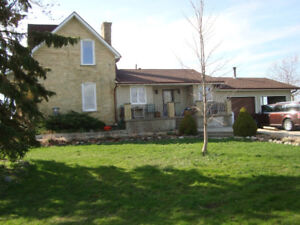 Country Home on 1.5 Acres Near Bruce Power