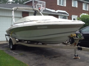 20 Foot 2007 Four Winns Bow Rider for sale-immaculate!!!